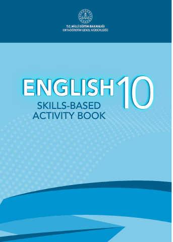 10. Sınıf Beceri Temelli İngilizce