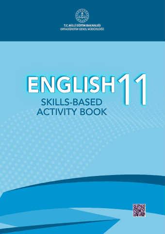 11. Sınıf Beceri Temelli İngilizce
