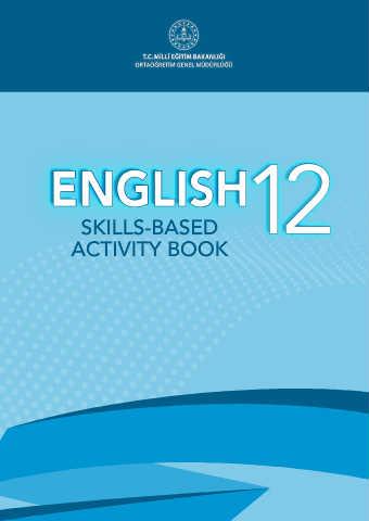 12. Sınıf Beceri Temelli İngilizce
