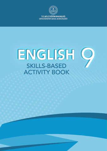 9. Sınıf Beceri Temelli İngilizce